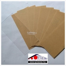 Clear Acrylic Sheet 4mm (T) A5
