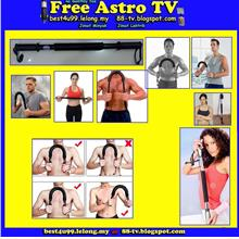 Power Twist Build Muscle Exercise Fitness Bend Bar Gym Power Twister s