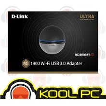 * D-link DWA-192 Wireless AC 1900Mbps Dual-Band USB 3.0 Adapter