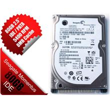 NEW Seagate 80GB 2.5' inch IDE Pata ATA Laptop Hard Disk Drive HDD