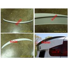 BMW 3 Series F30 `12 Rear Trunk Spoiler M Performance Style ABS
