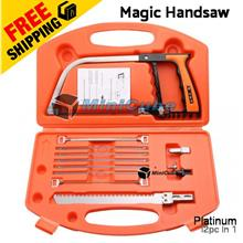 Multi Purpose Magic Saw Cuts Almost Anything Wood Steel Glass 12pc