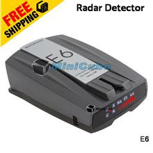 NEW 360 Full Band E6 Car Radar Speed Trap Detector LED Screen