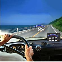M6 3 inch HUD Head Up Display with OBD2 Interface Plug & Play for Car
