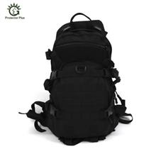 Protector Plus 25L Outdoor Cycling Climbing Military Backpack (BLACK)