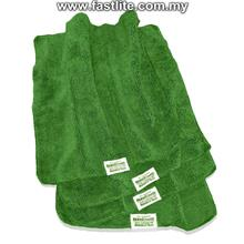 NanoTowels Clean with ONLY water, NO toxic chemical/detergent  needed
