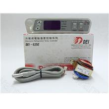 COOLER AND FREEZER TEMPERATURE CONTROLLER (DEI-625E)