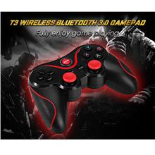 T3 Wireless Bluetooth 3.0 Gamepad Joystick for Android Smartphone BLAC..