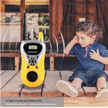 Intercom Electronic Walkie Talkie Kids Child Mini Toys Portable Two-W