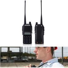 UV-82 Dual-Band FM Two-way Radio Transceiver Walkie Talkies US Adapter