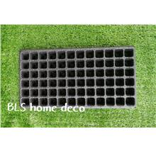 72 HOLES SEEDING GROW TRAY PLANTS FLOWERS VEGETABLES