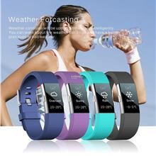 S18 Bluetooth Smart Band Blood Pressure Heart Rate Monitor For IOS For