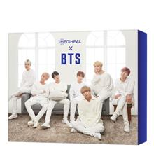 MEDIHEAL BTS Hydrating Care Mask Teatree NMF 10s)