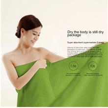ZSH Bath Towel Highly Absorbent Antibacterial Towel with Sealed Packag
