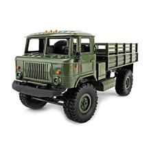 WPL B - 24 1:16 2.4G DIY MINI OFF-ROAD RC MILITARY TRUCK 4-WHEEL DRIVE