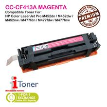 HP 410A CF413A Magenta (Single Unit)