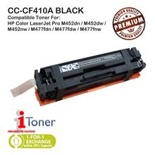 HP 410A CF410A Black (Single Unit)