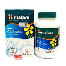 Himalaya Gokshura Men's Wellness 60s X 2 Prevent Erectile Dysfunction)