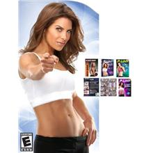 Jillian Michaels Extreme Shed& Shred+Biggest Winner+Killer Abs+Kickbox
