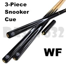 WF  Snooker Cue Billiard 2-piece 145cm + Rest Extension 15cm