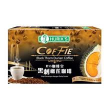 Hurix's Coffie Black Thorn Durian Coffee 15packs