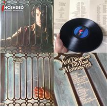 **incendeo** - NEIL DIAMOND Tap Root Manuscript Collectible Record