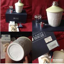 **incendeo** - LAMPE BERGER Limited Artoria-Limoges PaleGreen Diffuser