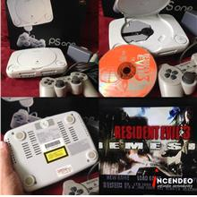 **incendeo** - SONY Playstation PSOne Game Console SCPH-102