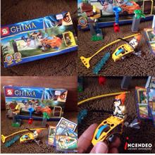 **incendeo** - GHIMA Building Play Set