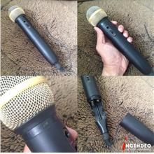 **incendeo** - JVC Wired and Wireless Microphone PEACO418