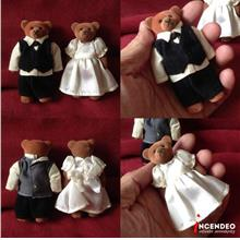 **incendeo** - McDonalds Collectible Wedding Willy and Wendy Bears