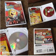 **incendeo** - Spongebob Creature From The Krusty Krab Wii Game