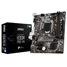 MSI MOTHERBOARD INTEL SOCKET 1151 H310M PRO-VH
