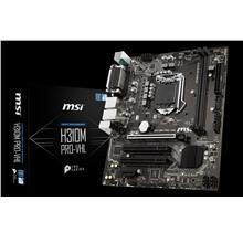 MSI MOTHERBOARD INTEL SOCKET 1151 H310M PRO-VHL