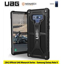 [Ori] Official UAG Monarch Series for Samsung Galaxy Note 9 (Black)