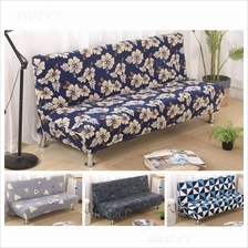 Seater Sofa Bed Slipcover Stretch Protector Soft Cover Elastic Fitted