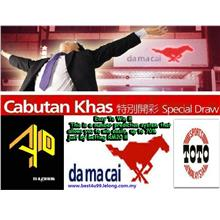 70%win 3D4D Easy Striking System+Win Big $ by DaMaCai, Magnum 4D n TOTO RM1