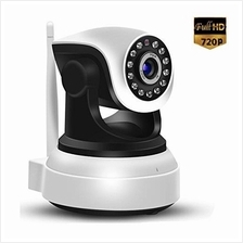 720P HD Wireless IP Camera WiFi Remote Control Indoor