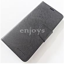 MERCURY Fancy Diary Case Cover Huawei Mate 10 Pro (6.0) ~BLACK *XPD