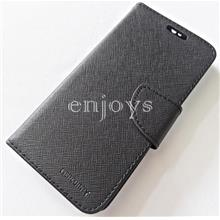 MERCURY Fancy Diary Stand Case Cover Xiaomi Redmi 4A |5.0' ~BLACK *XPD