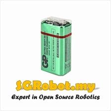 GP Heavy Duty GP 1604G 6F22 9V Battery