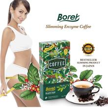 Borek 100% Vegetable Enzyme Slimming Coffee