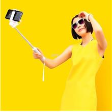 Xiaomi Wired Selfie Stick Extendable Handheld Monopod Shutter Holder f