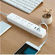 Xiaomi 2A Quick Charge Smart Socket Plug Overload Protection Extension
