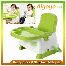 Portable Multifunction Baby Children Booster Seat Dining Chair Folding Table F