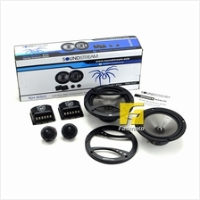 SOUNDSTREAM RX.65C 6.5 2 Way Component Car Speakers 50W RMS