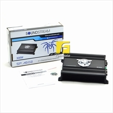 SOUNDSTREAM SP.A60.2 2/1 Channel Car Audio Amplifier 60W RMS x 2 (4 oh