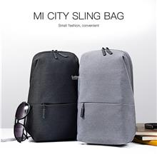 Xiaomi Mi Unisex Waterproof Minimalist Urban Backpack Leisure Chest Pa