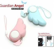 Angel Wings Women Self Protection Personal Alarm