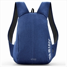 Terminus Simpli-city Denim Laptop Backpack Urban Fashion Bag - T02-502LAP